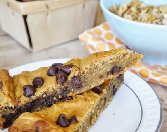 Baking {the protein packed and nutty way}