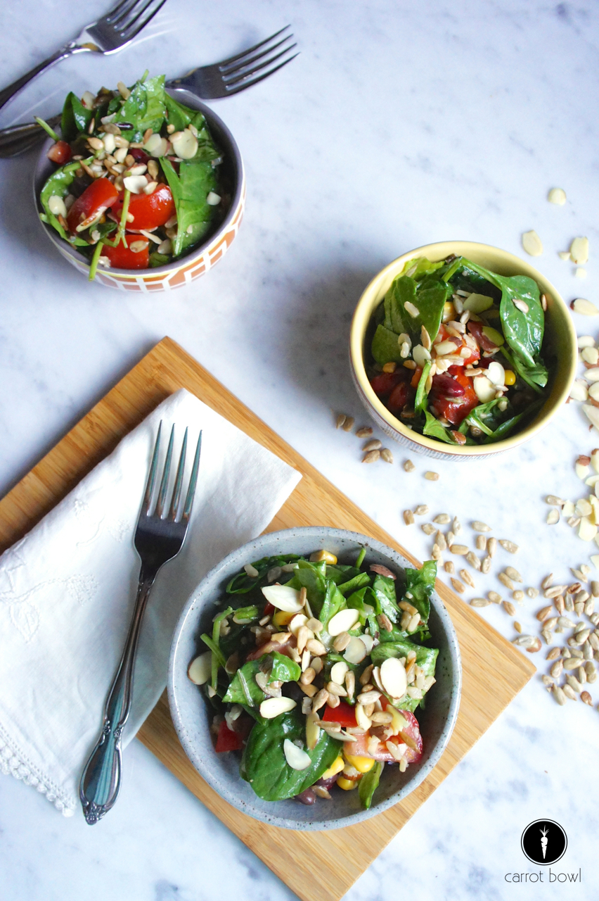 Build Your Own Wild Rice Salad