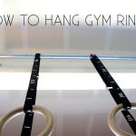 How to Hang Gym Rings