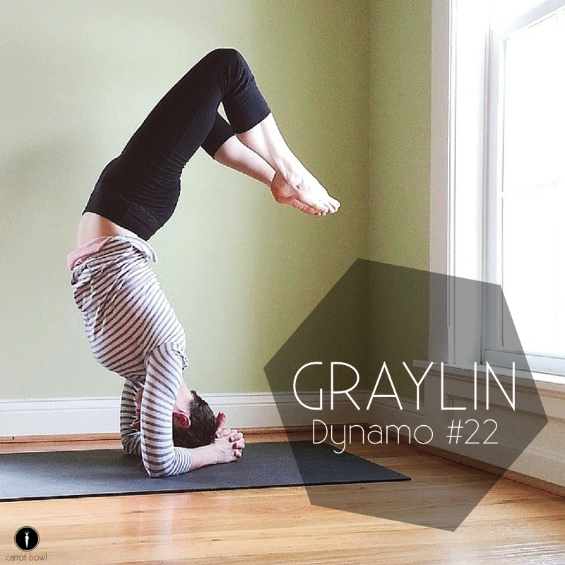 Get inspired by Graylin, a yoga studio owner and teacher and an elementary school librarian.