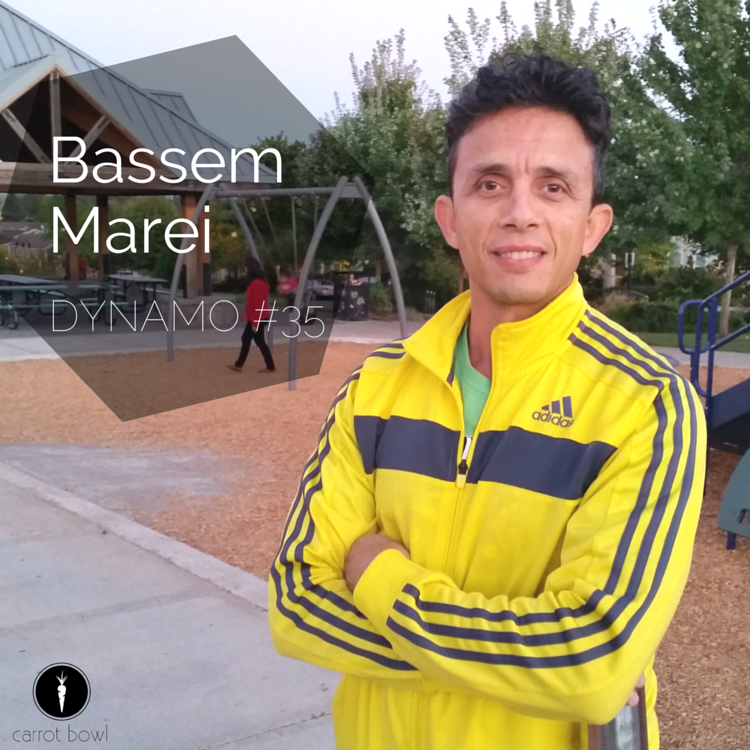 Dynamo: Bassem Marei - an interview about being present and helping others