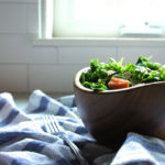The Simplest Kale Salad