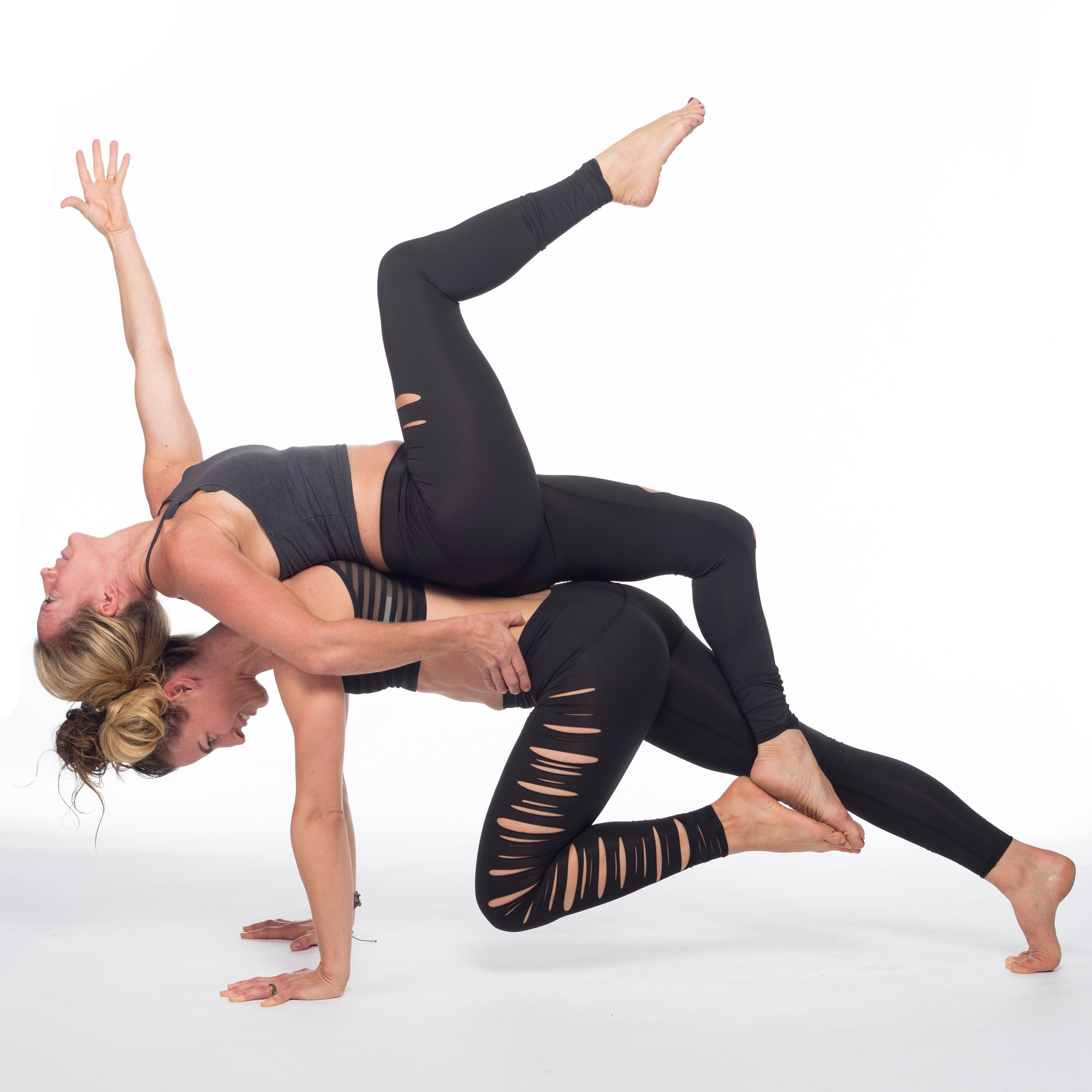 Lift Your Tribe - Acro Yoga
